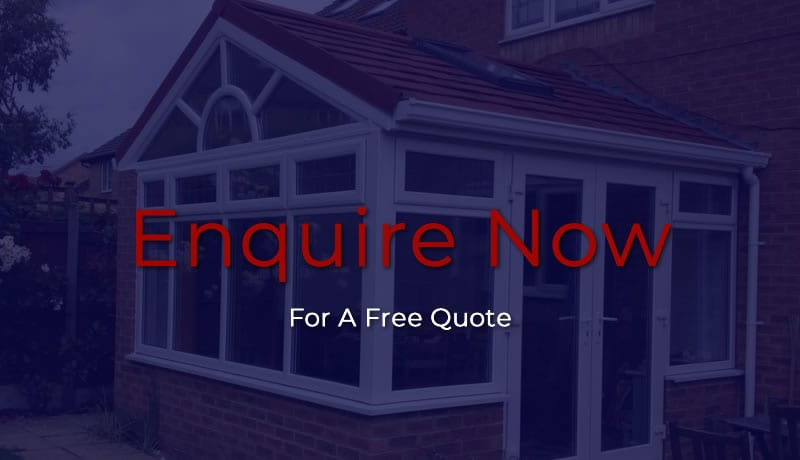 tiled conservatories enquire now mobile banner